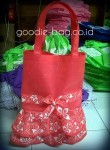 Goodie Bag Model Gaun