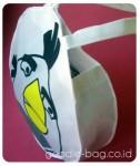 Goodie Bag Ulang Tahun Angry Bird Putih