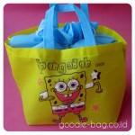 Goodie Bag Ulang Tahun Spongebob