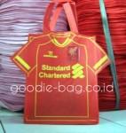 Tas Ulang Tahun Baju Bola Liverpool
