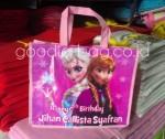 Tas Ulang Tahun Frozen Anna Elsa