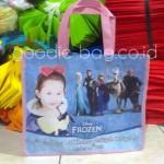 Tas ulang Tahun Frozen Pakai Foto
