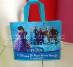 Goodie Bag Frozen Pakai Foto