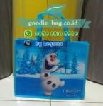 Tas Ulang Tahun Snowman Olaf Frozen