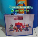 Tas Ulang Tahun Baymax Big Hero
