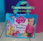 Tas Ulang Tahun My Little Pony / Tas Ultah My Little Pony / Goodie Bag My Little Pony / Goody Bag My Little Pony