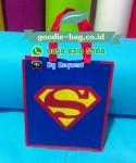 Tas Ulang Tahun Superman / Tas Ultah Superman / Goodie Bag Superman