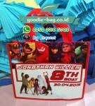 Tas Ulang Tahun Big Hero 6