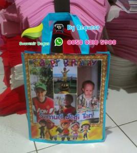 Tas Souvenir Ultah Anak Boboiboy