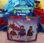 Tas Ulang Tahun Anak Lego / Tas Ultah Anak Lego Super Hero