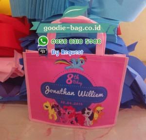 Tas Ulang Tahun Anak My Little Pony