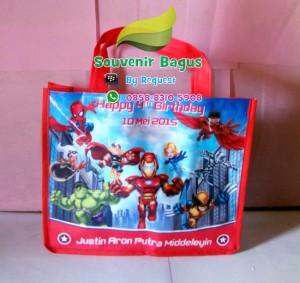 Tas Ulang Tahun Super Hero Squad