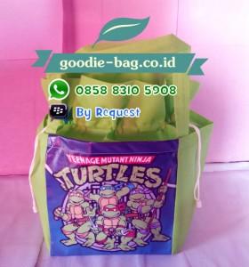 Goodie Bag TMNT Brunei Darusalam