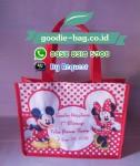 Tas Ultah Anak Mickey mouse / Tas Ulang Tahun Minnie Moause