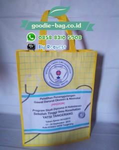 Goodie bag Pelatihan / Goodie Bag Sekolah Tinggi Kampus