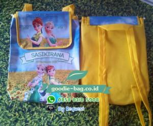 Tas Ultah Frozen Fever / Tas Ulang Tahun Frozen Fever Elsa Anna