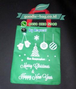 Tas Natal / Tas Souvenir Natal / Goodie bag Natal