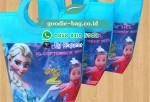Tas Ultah Anak Frozen Unik Pegangan Bulat / Tas Ulang Tahun Anak Frozen Pegangan Bulat