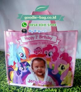 Tas Ultah Anak My Little Pony Murah
