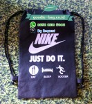 Drawstring Backpack Nike / Serut Ransel Nike / Totebag Backpack Apparel Olahraga