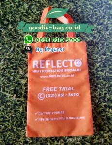 Tas Spunbond Promosi Perusahaan / Goodie Bag Promosi Pameran Perusahaan