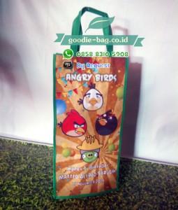 Tas Ultah Angry Bird / Tas Souvenir Ulang Tahun Angry Bird