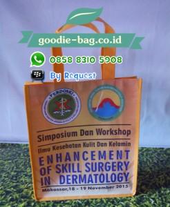 Tas Spunbond Simposium Workshop / Goodie Bag Simposium Workshop