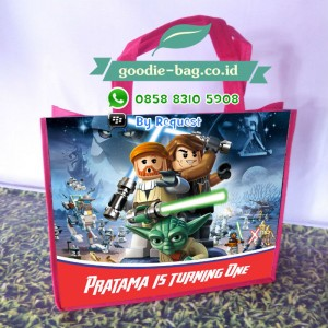 Tas Ulang Tahun Star Wars Lego