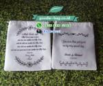 Souvenir Pernikahan Bentuk Pouch