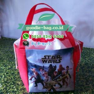Tas Ultah Star Wars / Tas Souvenir Ulang Tahun Star Wars