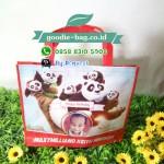 Tas Ultah Kunfu Panda / Tas Ulang Tahun Kunfu Panda