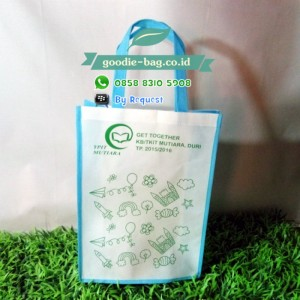 Goodie Bag Sekolah / Tas Promosi Sekolah