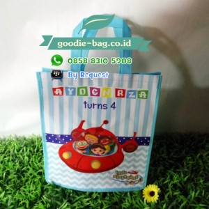 Goodie Bag Ultah Little Einstein Orderan Dari Singapore