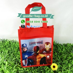 Tas Ultah Avengers Captain America Civil War