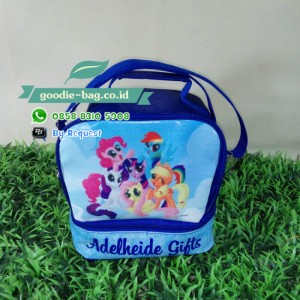 Souvenir / Goodie Bag Tas Lunch Box Susun My Little Pony