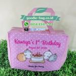 Goodie Bag Ulang Tahun Molang Korea