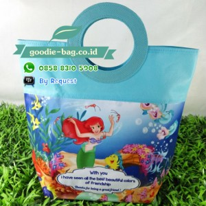 Goodie Bag Ulang Tahun Mermaid Ariel
