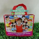 Goodie Bag Ultah Tsum Tsum – Tas Ulang Tahun Tsum Tsum