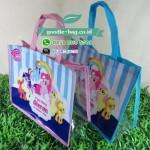 Tas Ultah Mika / Souvenir Ulang Tahun Little Pony Mika