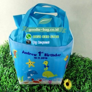 Goodie Bag Ultah Anak Animal