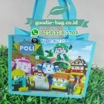 Tas Ultah Robocar Poli / Goodie Bag Ulang Tahun Robocar Poli