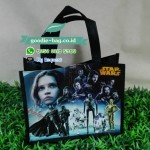 Tas Ultah Star Wars / Tas Souvenir Ultah Star Wars