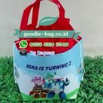 Goodie Bag Ultah Robocar Poli