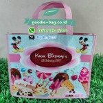 Goodie Bag Ultah Mickey Mouse