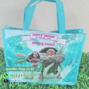 Goodie Bag Ultah Moana