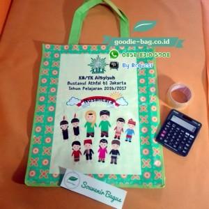 Goodie Bag Sekolah TK KB Aisyiah Jakarta