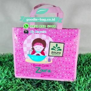 Tas Promosi Sabun Kecantikan