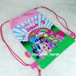 Tas Ultah Little Pony String Bag