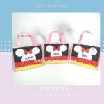 Souvenir Ulang Tahun Minnie Mouse