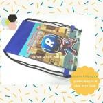 Goodie Bag Captain America Cute – Souvenir Ultah Murah kirim ke Asemka